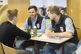 job speed dating freilassing